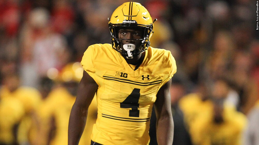 Once A Corner Darnell Savage Jr Productive At Safety For Terps