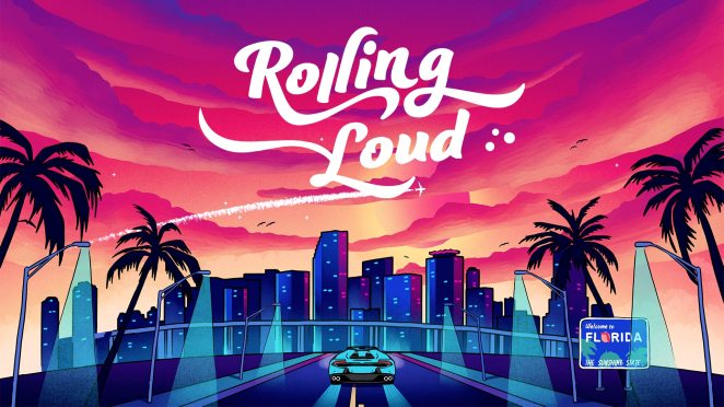 Image result for rolling loud festival cardi b