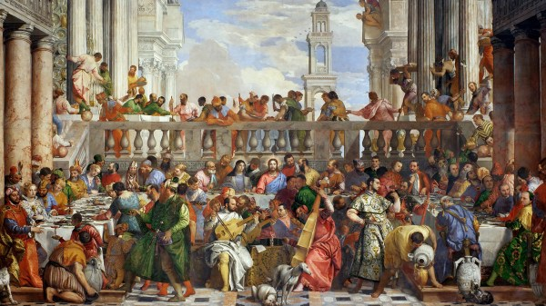 Italian Renaissance And Baroque Painting Great