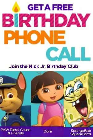 Happy Birthday Call From Spongebob : happy, birthday, spongebob, Birthday, Phone, Character, Samples