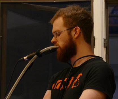 Nick at Talkbox