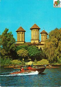 [1970] Mănăstirea Snagov