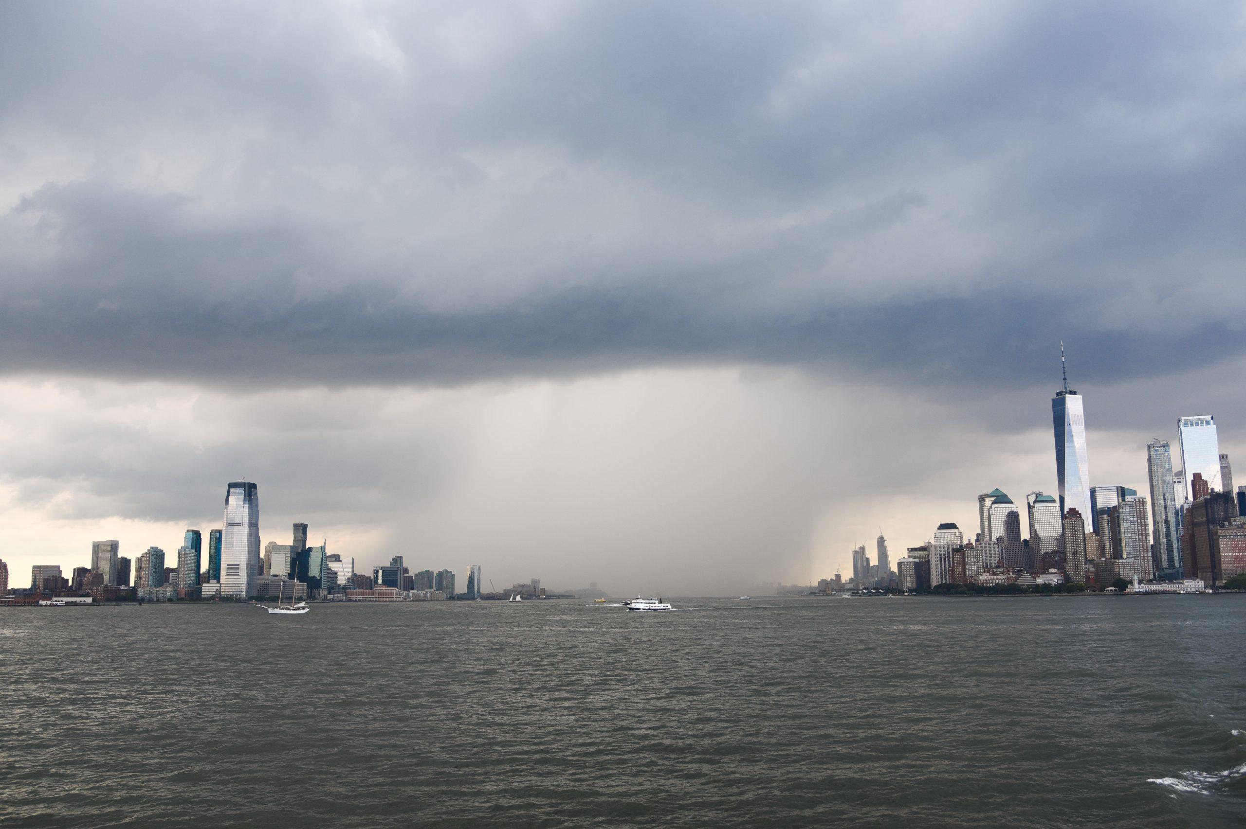 Storms Over Manhattan