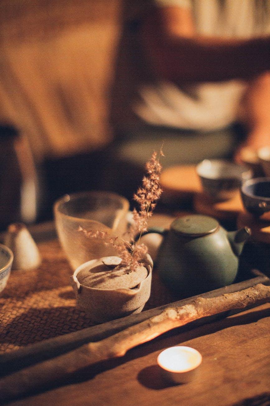 溫茶 – 紋字雛型