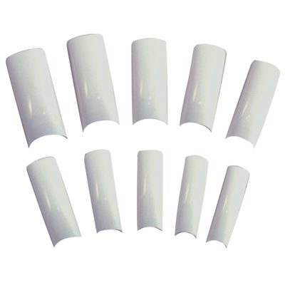 DL Professional French Nail Tip Kit, 300 Pack
