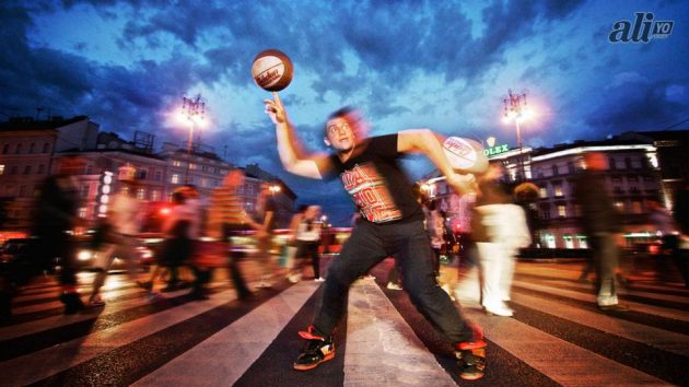 Badda Nation - Basketball Freestyler