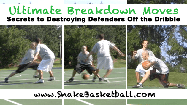 Ultimate Breakdown Moves - Secrets to Destroying Defenders is Coming Soon!