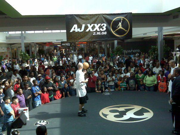 Basketball Entertainment Show