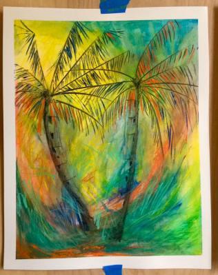 Gorgous Painting 5