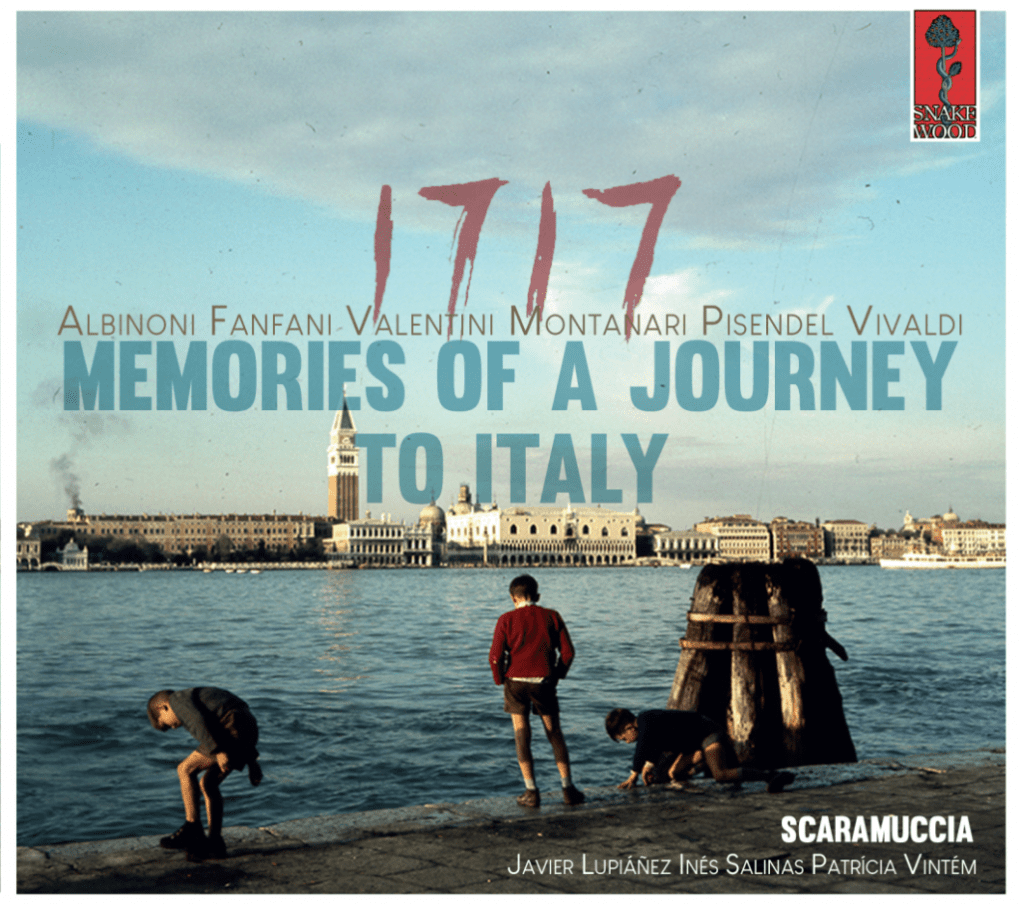 1717. Memories of a Journey to Italy