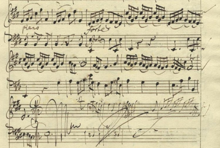 Pisendel´s manuscript  D-Dl Mus.2421-R-18.