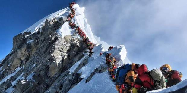 mount everest