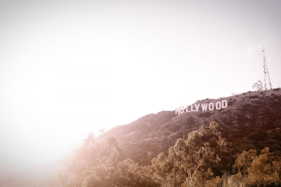 Hollywood Sign by Florian Klauer