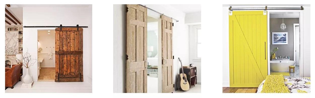 colocar una puerta corredera