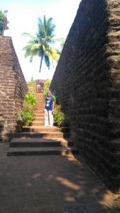 St Angelo's Fort - Kannur