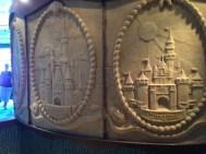 Disney Sand Castles