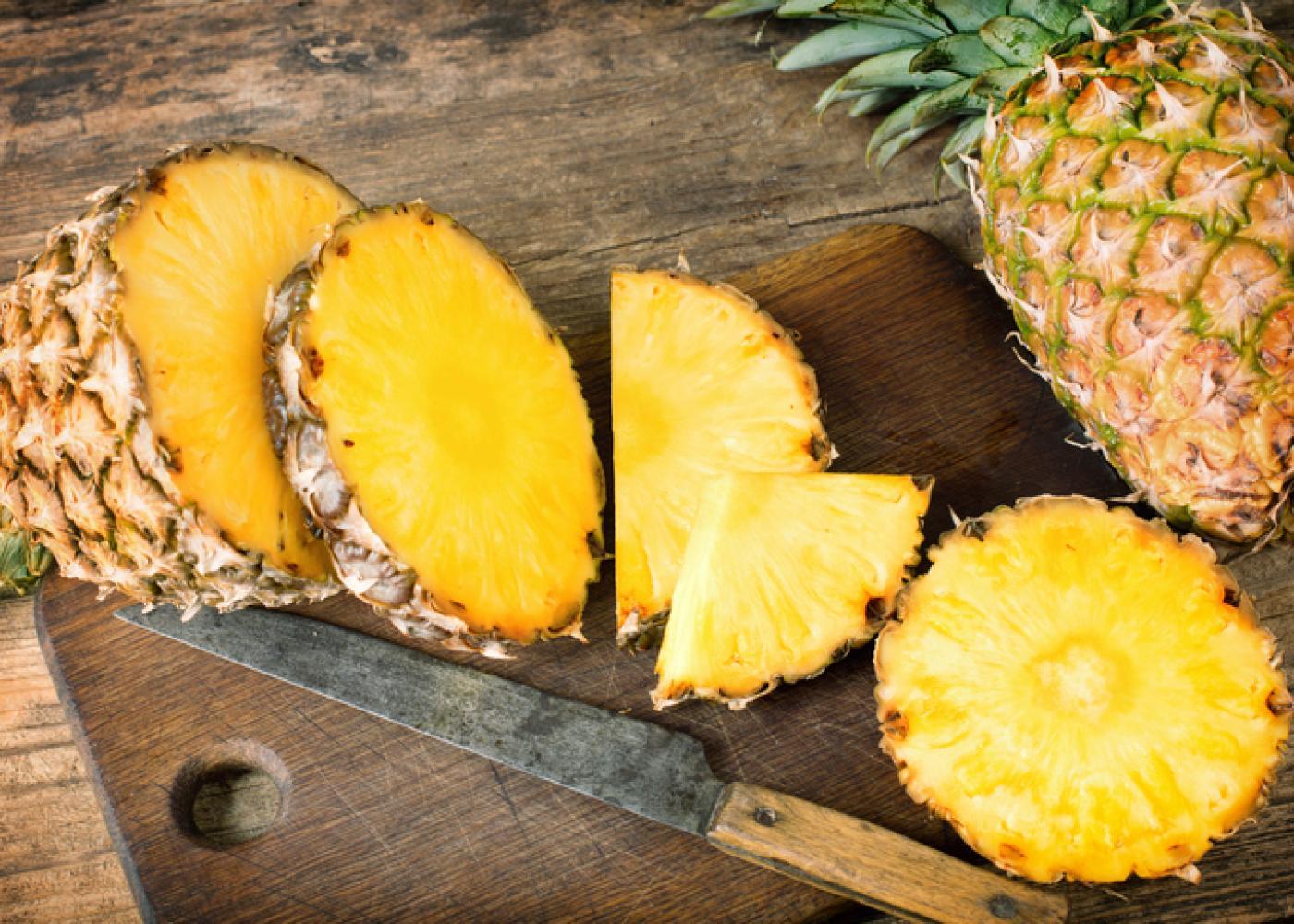 pineapples snap ed