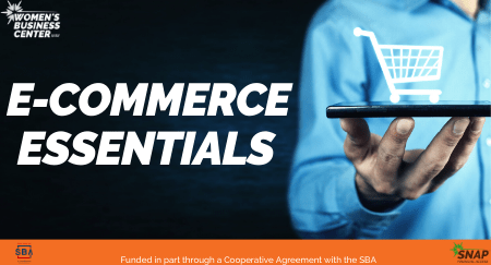 E-commerce workshop for your small business