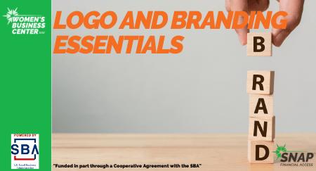 logo branding essentials workshop to help you build a brand identity create a logo customers love learn brand management strategies