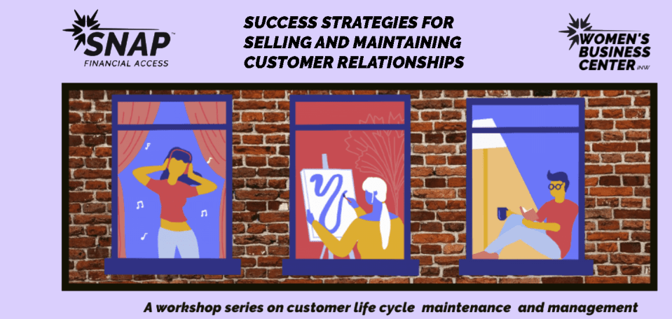 Developing Customer Relationships Remotely