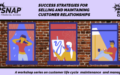 Success Strategies For Selling And Maintaining Customer Relationships Remotely
