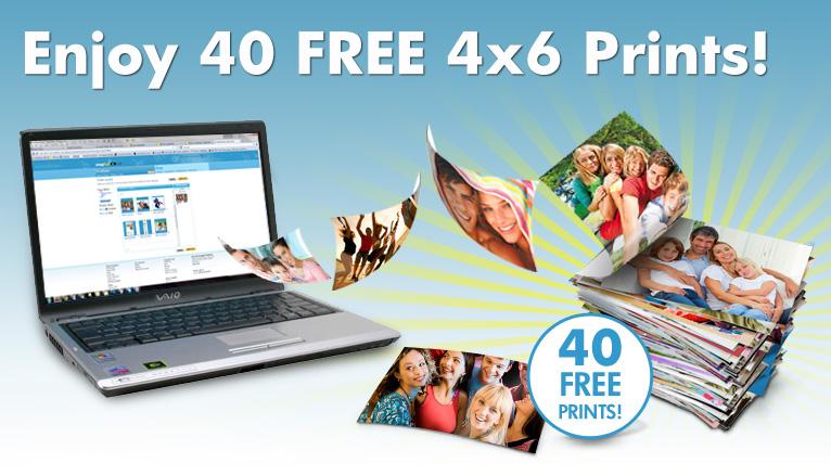 enjoy 40 free 4x6