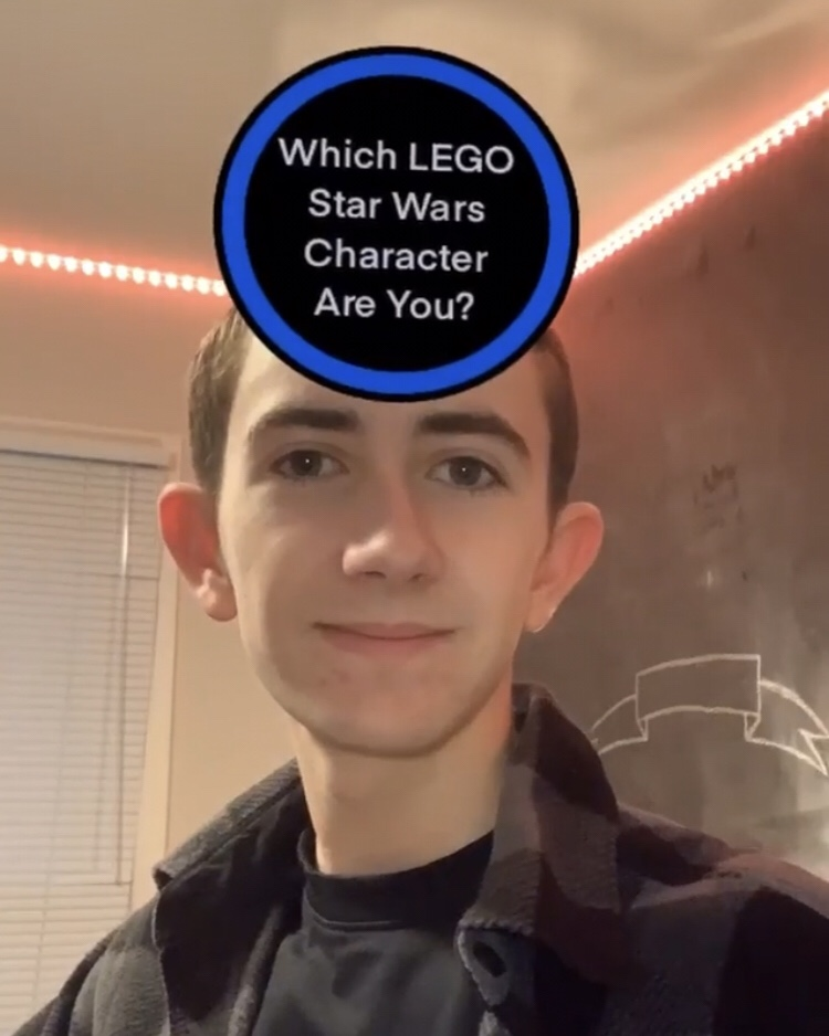 How To Change Your TikTok Profile Image To Lego Star Wars