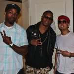 DJ Graffiti, Lupe Fiasco & DJ ZU at Royal Oak Music Theatre
