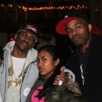 Big Sean, Isis & DJ Graffiti at Savas, Ann Arbor