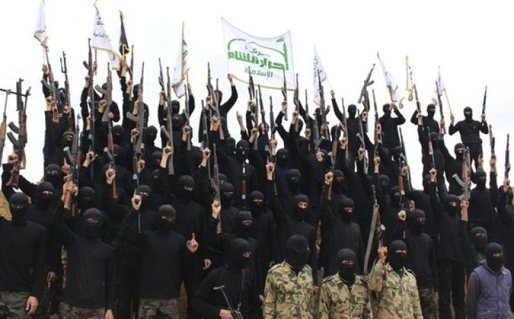 IS-jihadister