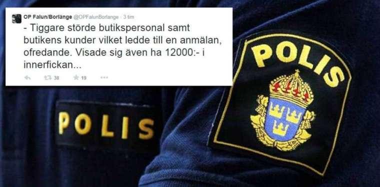Tiggare och polisen