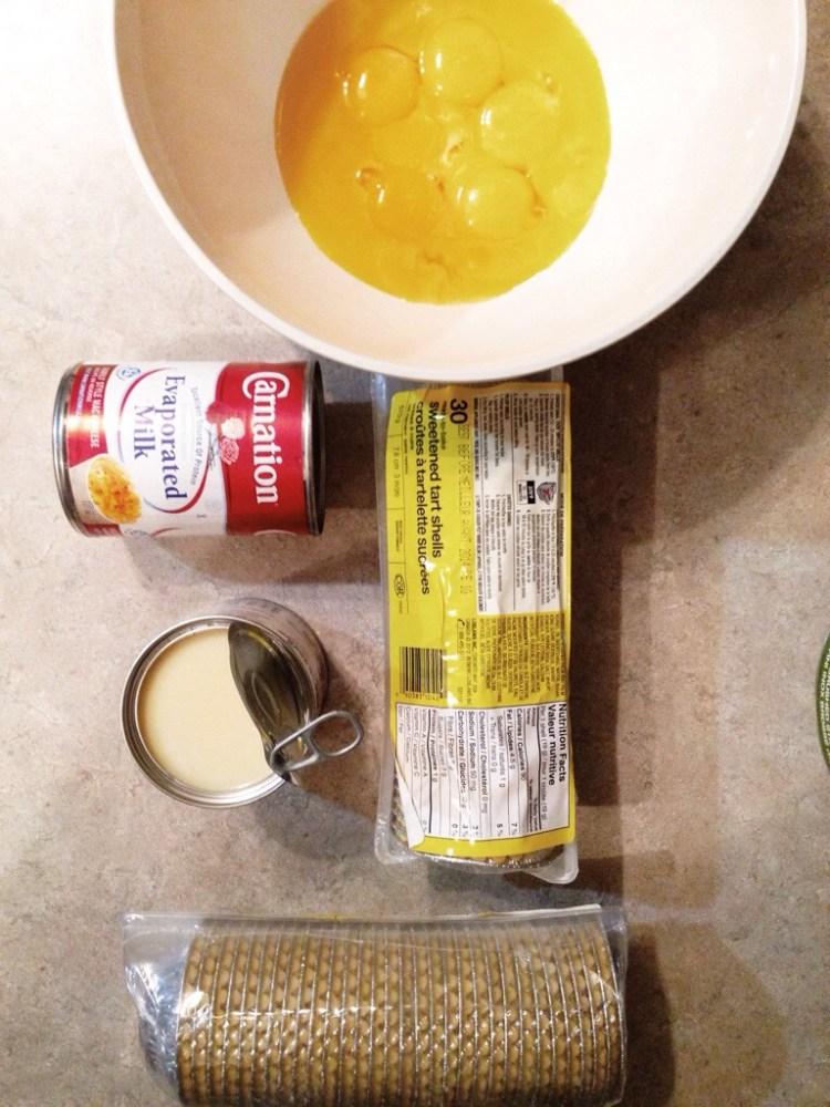 SnapHappyBunny Cooks: Egg Tarts (2/6)
