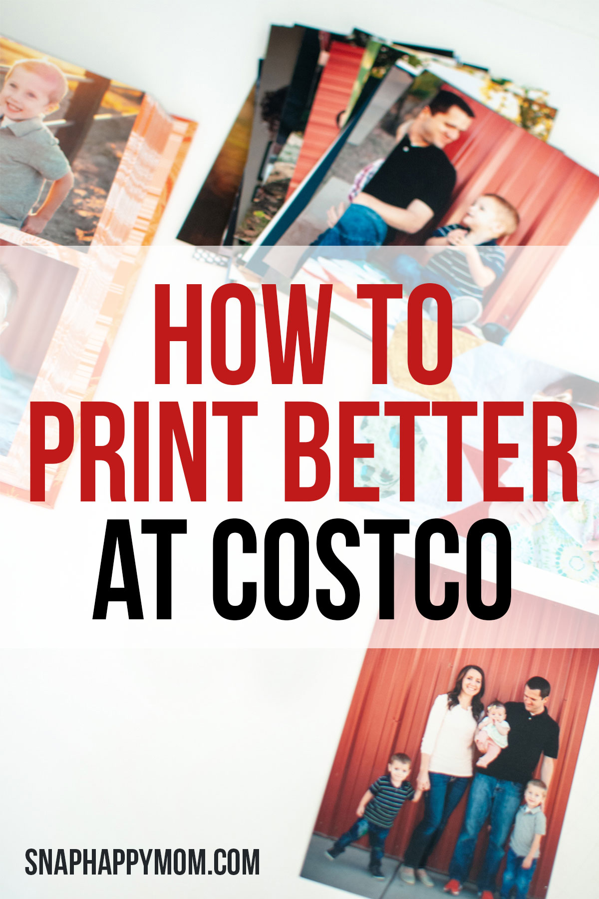how to get better prints from costco