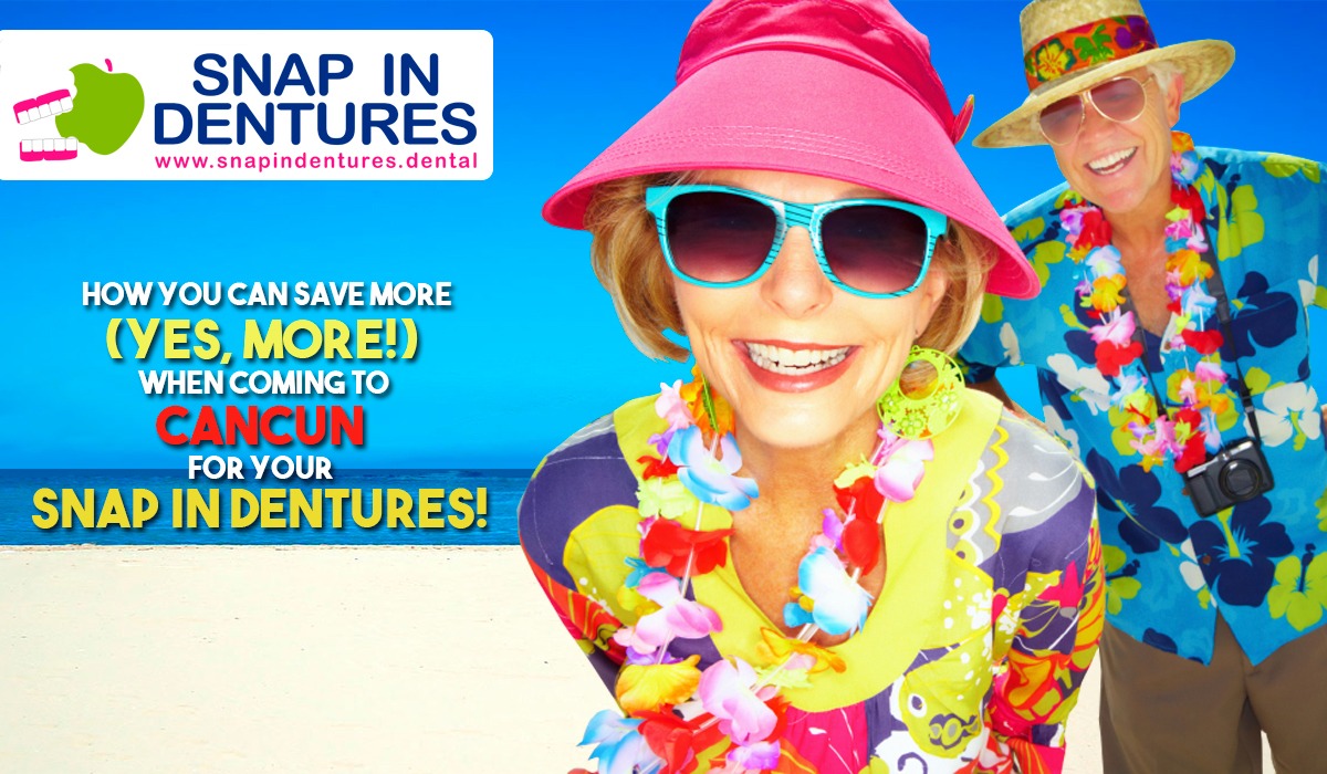 Snap in Dentures: 7 Ways to Save (even more) on dental vacations.