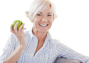Snap in Dentures: No more sticky or dry lips!