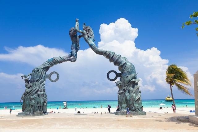 snap in dentures in Playa del Carmen
