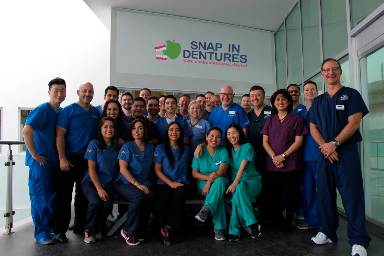 Live Implant Surgical Course in Cancun.