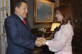 chavez-cristina-kirchner-argentina-peron-hugo-venezuela