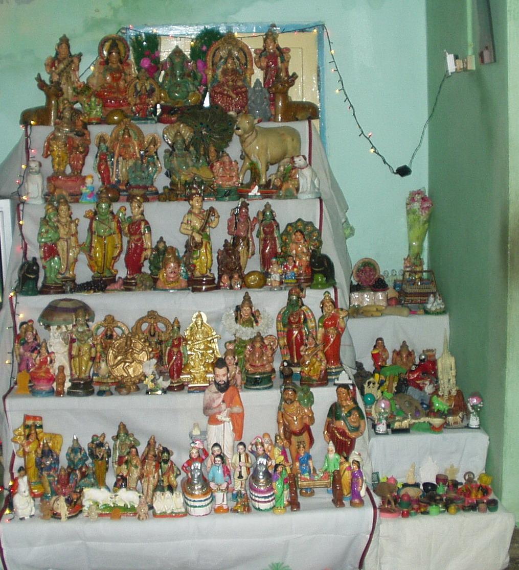 Golu Photos - Tamil Nadu: Navarathri: Dussehra in Chennai
