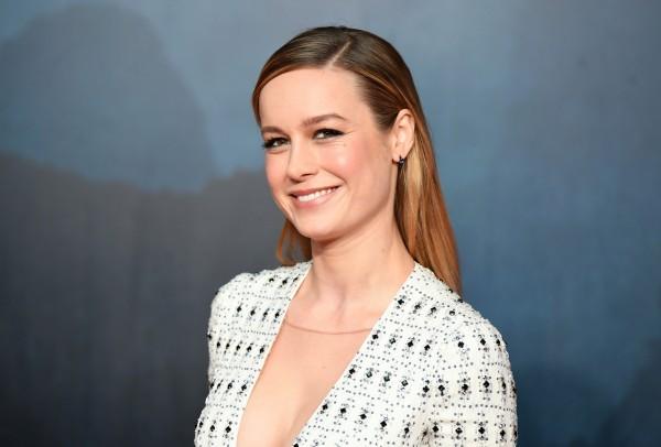Actress Brie Larson (Chris J Ratcliffe/PA)