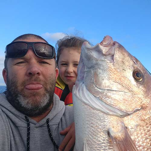winter snapper, April snapper, snapper fishing