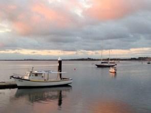 Rhyll boats