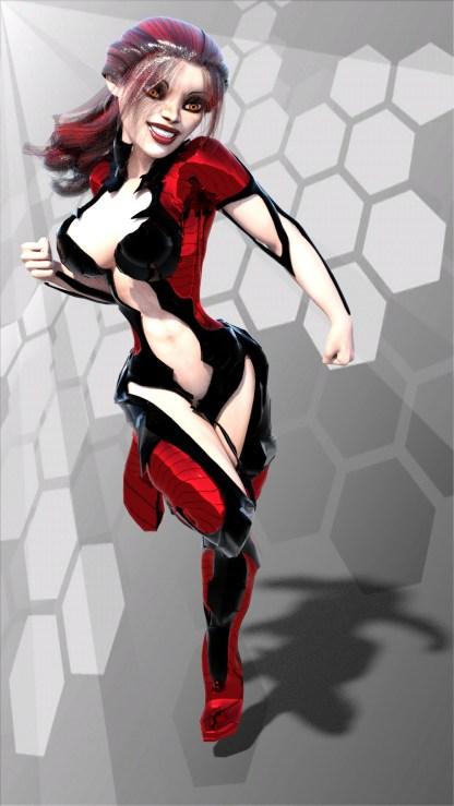 Sonja Red Heavy Armor 2