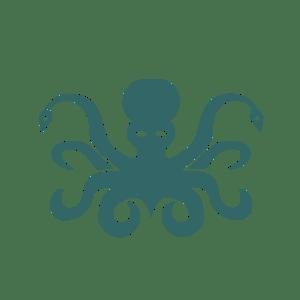 Octopen logodesign til salg