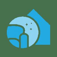 Møbelrens - Sofa ikon