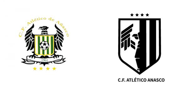 Nyt logo minimalistisk til fodboldklub