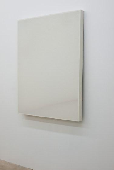 Ninakarlin Prinz, Untitled - 2015. Toile bois et caoutchouc / canvas, wood ans rubber, 125 x 95 cm