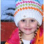 Pattern: Jelly Bean Slouch Hat