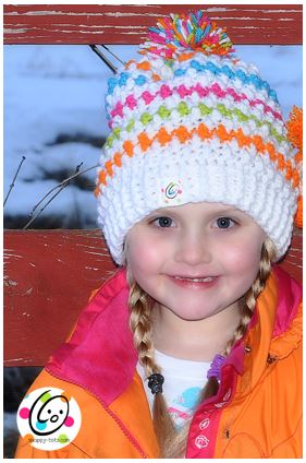 Free Pattern: Jelly Bean Slouch Hat