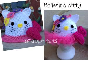 Free Pattern: Ballerina Sunhat
